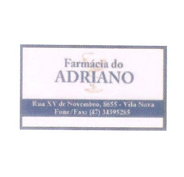 Farmacia do Adriano